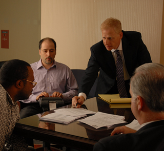 Our highly experienced attorneys and staff are equipped to address complex issues.